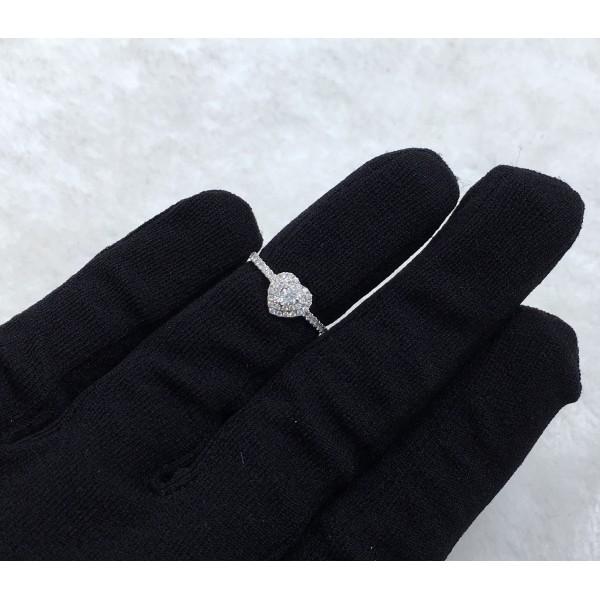 (PFDDRHS1105) 18K Gold Women Diamond Ring